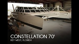 Used 2014 Constellation 70 Luxury Catamaran Sailing Yacht for sale in Key West, Florida