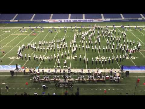 Permian Band at 2016 UIL State Marching Contest