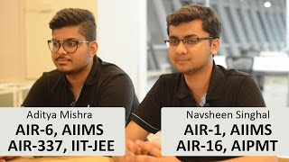 How to Tackle Distractions while AIPMT and AIIMS Preparation? - AIR 1 & 6 AIIMS 2015