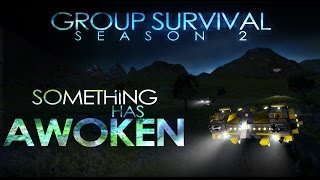 Group Survival Season 2 - Trailer #2 (Space Engineers)