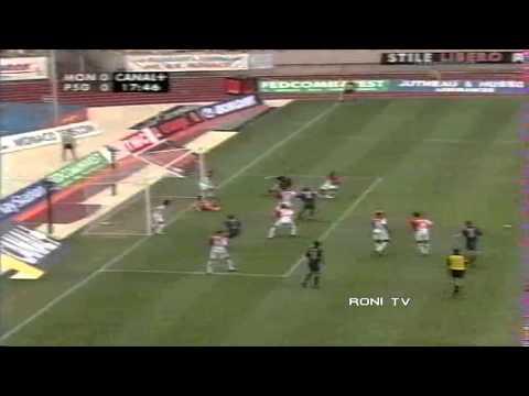 Ronaldinho vs Monaco - 2001-2002 - 480p - Roni Tv