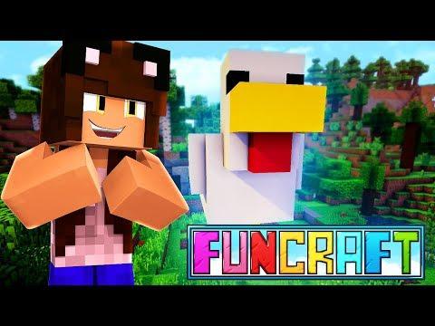 THE BEGINNING   Minecraft FunCraft  ...