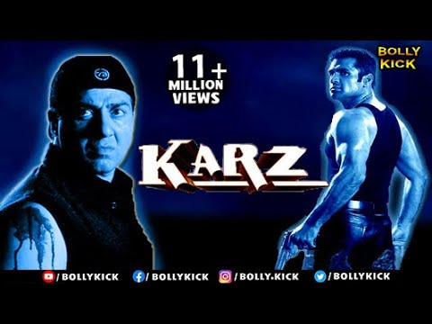 Karz | Hindi Movies Full Movie | Sunny Deol Full Movies | Sunil Shetty | Latest Bollywood Movies
