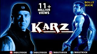 Karz | Hindi Movies Full Movie | Sunny Deol | Sunil Shetty | Shilpa Shetty | Johny Lever