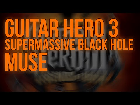 Guitar Hero 3 - Muse - Supermassive Black Hole 100% Expert FC