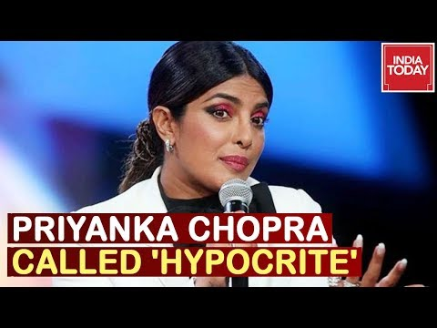 Watch Priyanka Chopra Shut Down Pakistani Heckler After She Called Her A 'Hypocrite'