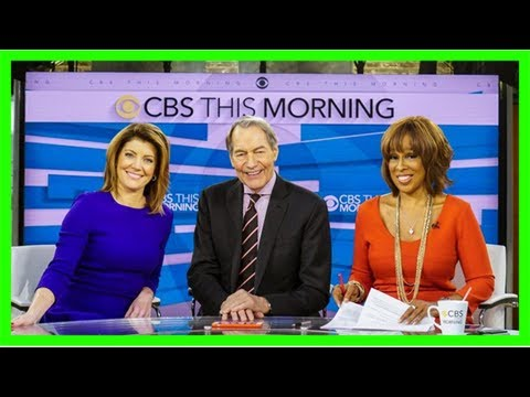 Gayle king talks with stephen colbert about charlie rose firing: 'it's still very painful'