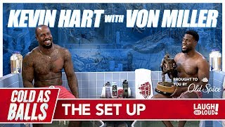 Von Miller Sets Up Kevin Hart