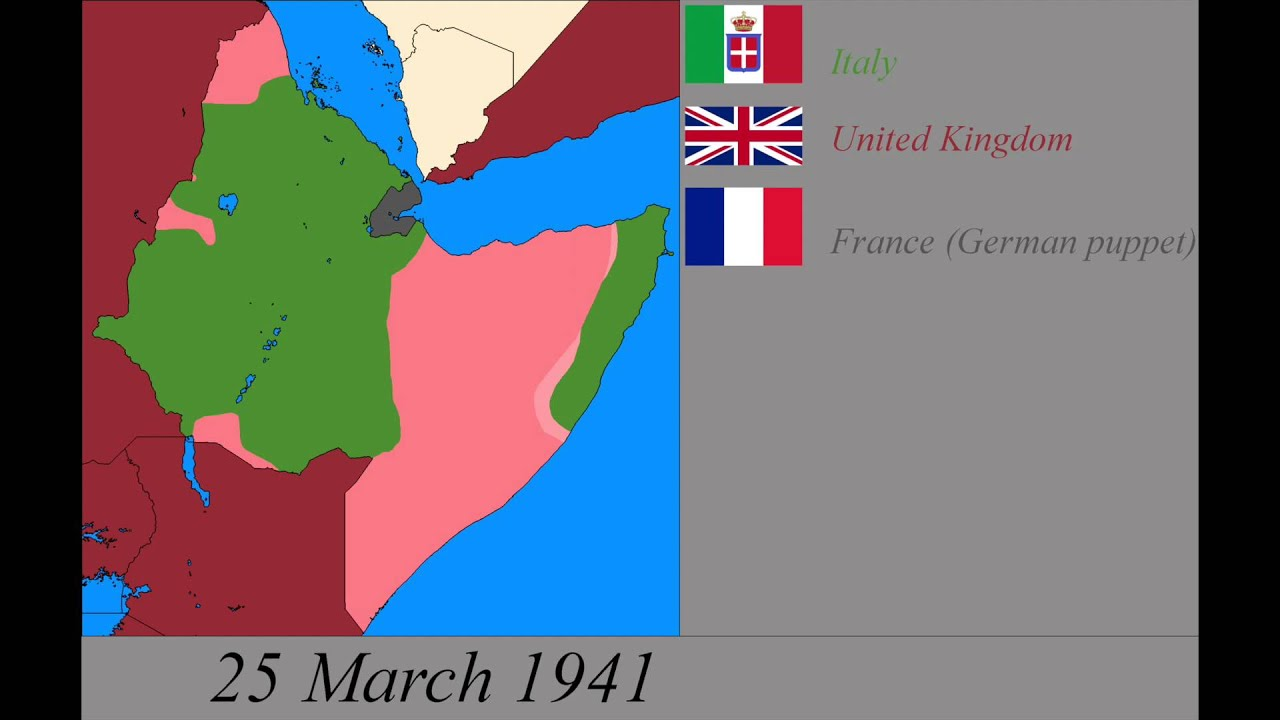 World war 2 in east africa every day youtube gumiabroncs Gallery