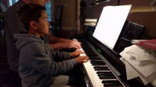 Niko plays Pony variations