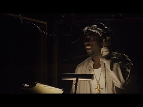 2Pac в студии — «Голос улиц» (2015) сцена 10/10 HD