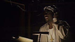 2Pac в студии, чёткий двойник — «Голос улиц» (2015) сцена 10/10 HD