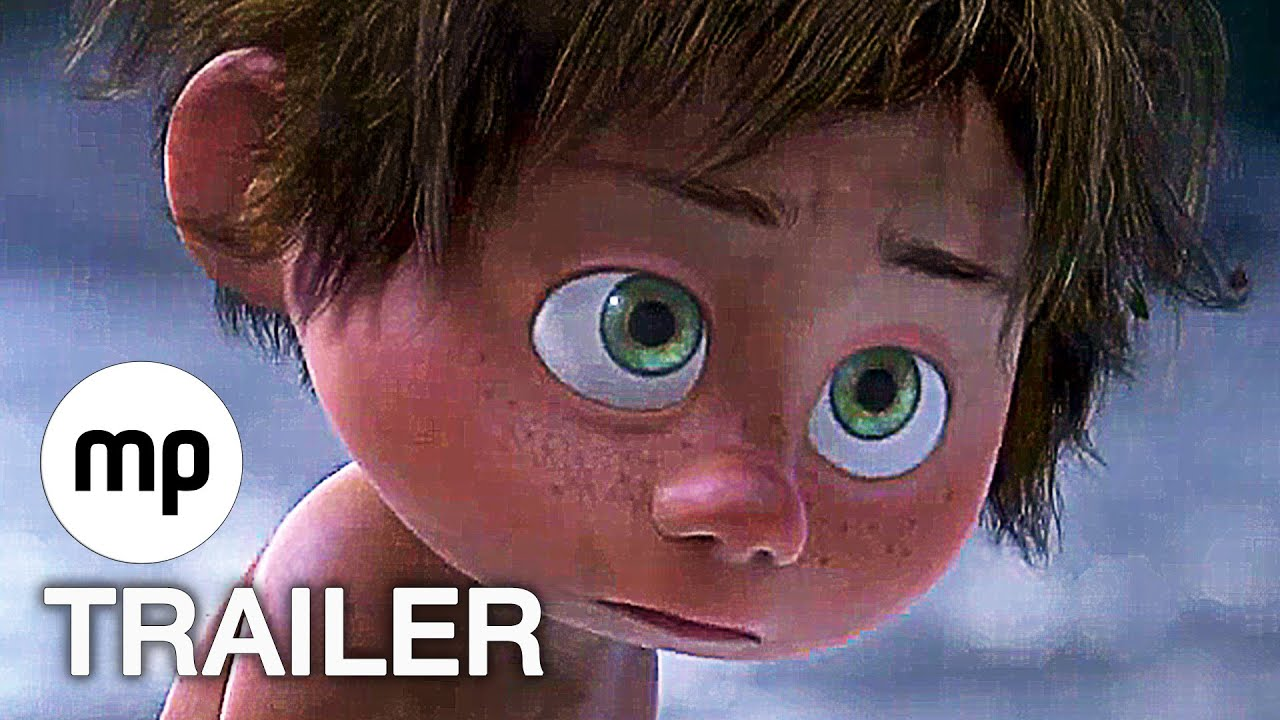 arlo spot trailer 2 3 german deutsch 2015 disney pixar youtube. Black Bedroom Furniture Sets. Home Design Ideas