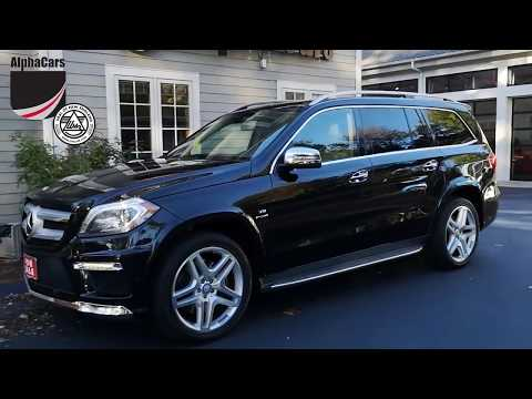 2014 Mercedes GL550, Overview, AlphaCars & Ural Of New England