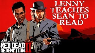 Sean can't Read   Red Dead Redemption 2