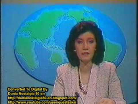 Dunia Dalam Berita TVRI 10 November 1984