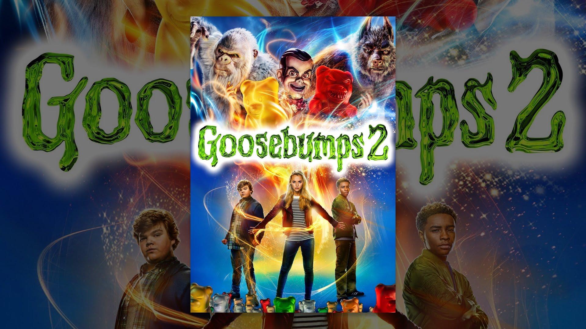 Download Goosebumps 2
