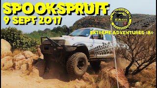 Spookspruit 4x4 9 Sept 2017