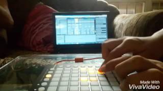 Nucleya bacardi drop launchpad remix/  ft.axat