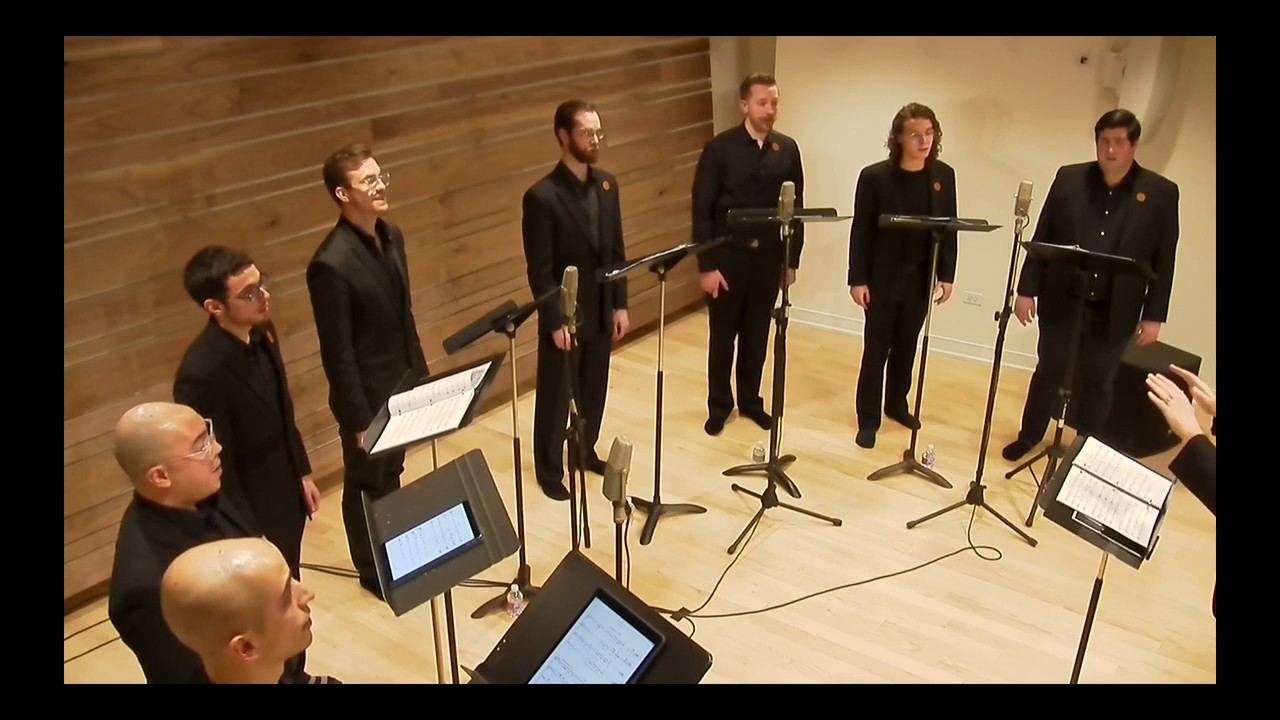 Constellation Men's Ensemble | Nova III: the sounds of silence