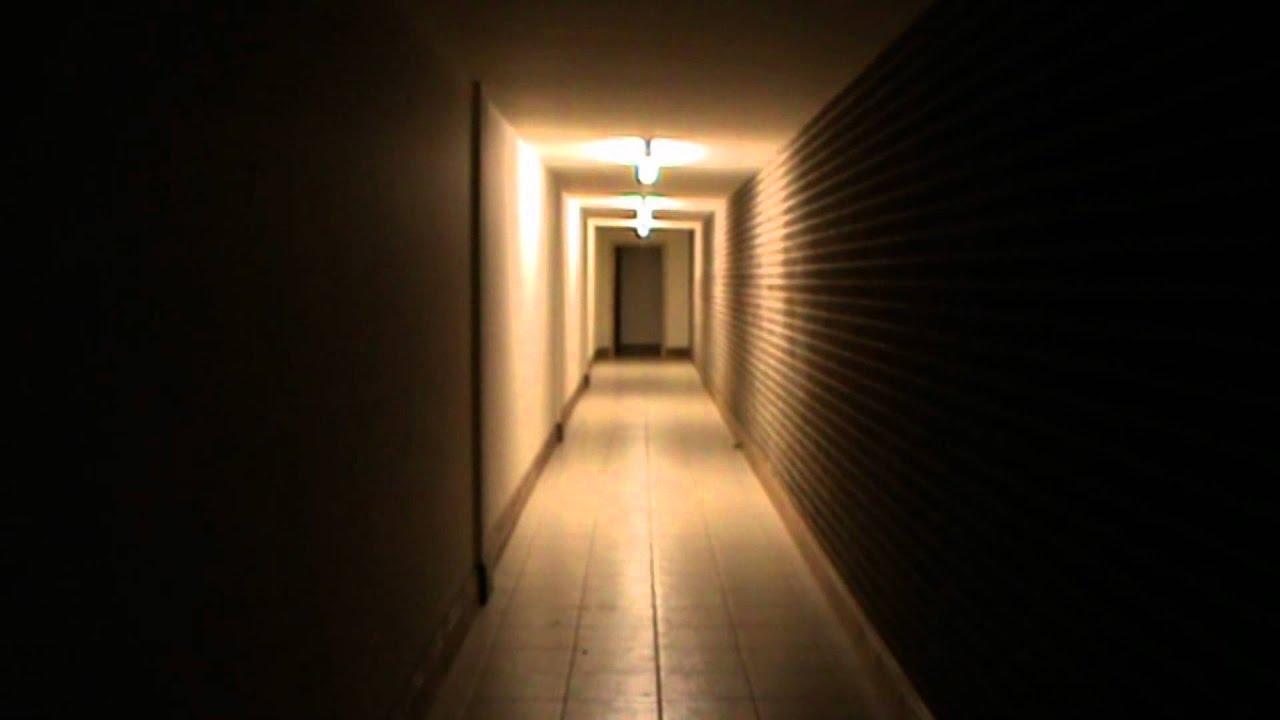 Creepy corridor youtube - Wallpaper corridor ...