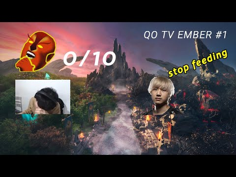Wait How Does 0/10 Ember Win A Immortals Game?