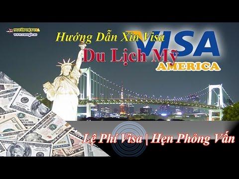 Hướng Dẫn Đóng Tiền Phí Xin Visa Hoa Kỳ Tại Việt Nam | CUONG LE