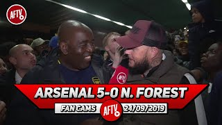 Arsenal 5-0 Nottingham Forest | Tierney Has To Start Vs Manchester United! (DT)