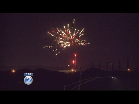 Officials say Honolulu 'dodged a bullet' as illegal fireworks light up the sky