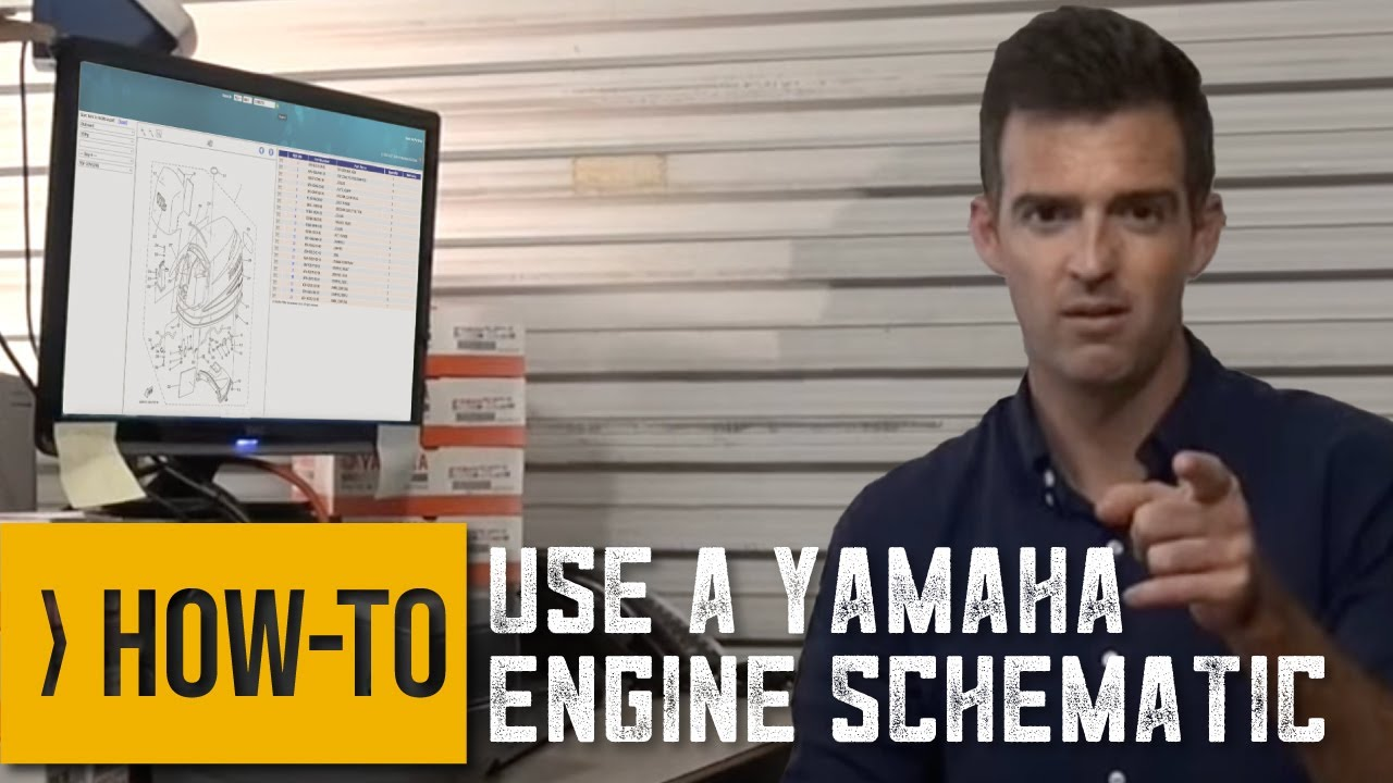 How To Use & Search Yamaha Outboard Parts Schematic at PartsVu.com Yamaha Outboard Wiring Diagram on
