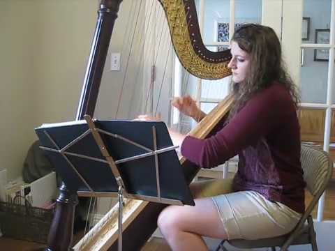 Canon In D Pachelbels On The Harp