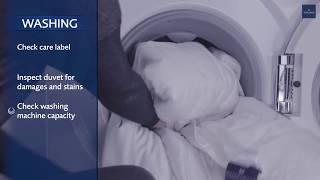 How to Wash a Silk Duvet