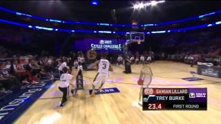 NBA All Star 2014 Skills Challenge