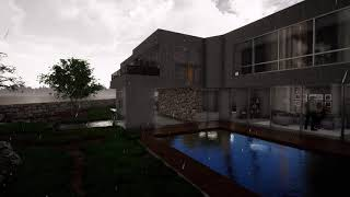 Casa HecAr - HecAr House / CR.3D Modeling & Rendering