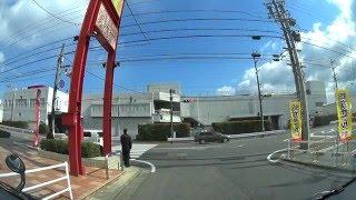 紀勢本線、高茶屋駅からファイン津店までのご案内です。