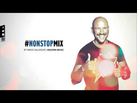 Non Stop Mix Greek Hits 1 by Nikos Halkousis (Official Audio Video HQ)
