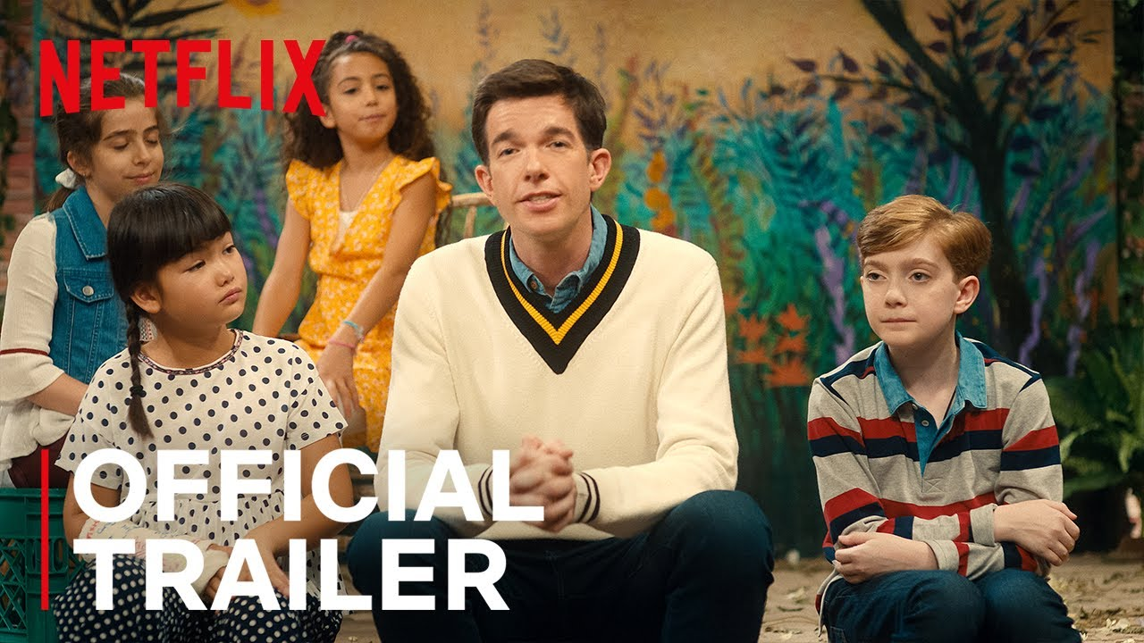 John Mulaney & The Sack Lunch Bunch | Official Trailer | Netflix