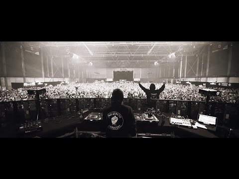 Angerfist & MC Nolz - Raise & Revolt (Official Anthem)