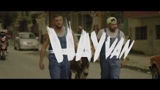 Repeat youtube video KC Rebell feat. Summer Cem  HAYVAN [  official Video ] prod. by Cubeatz