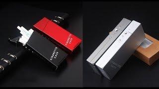 10 Портсигар с Алиэкспресс AliExpress Cigarette case Крутые вещи для курения из Китая
