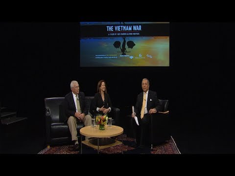 """""""The Vietnam War"""" Post-Screening Panel Discussion and Q&A"""