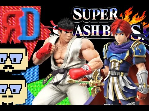 Ryu And Roy Leaked For Smash Wii U And 3DS