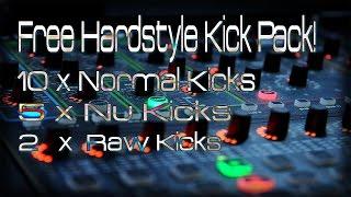 Solarise Hardstyle Kick Pack + Free Download [Samples]