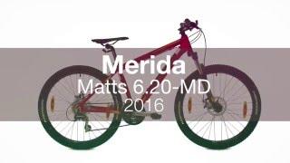 Видео обзоры MERIDA Matts 6.20-V