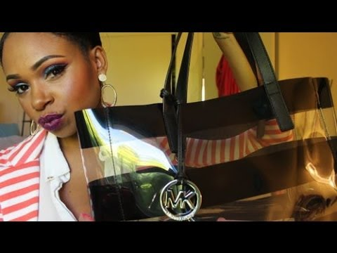 5a36f2b86e51 What s In My Purse    Michael Kors bag summer 2014  - YouTube