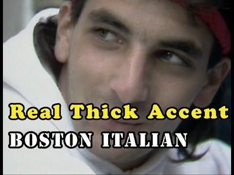 Boston irish accent youtube
