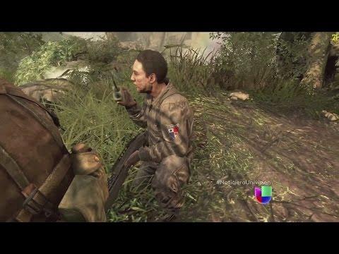 El ex dictador Manuel Noriega demanda a 'Call of Duty' por usar su imagen en el juego