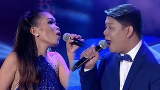"Jessica Villarubin & Renz Robosa receive standing ovation w/ ""Pagbigyang Muli"" 