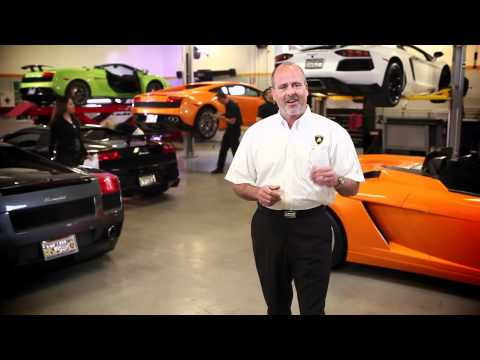 Los Angeles Lamborghini Service and Repair | Lamborghini North Los Angeles