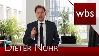 Muss Comedian Dieter Nuhr ins Gefängnis? | Rechtsanwalt Christian Solmecke